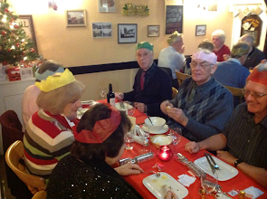 Photo: Christmas Meal 2013 - Hungarian Style!