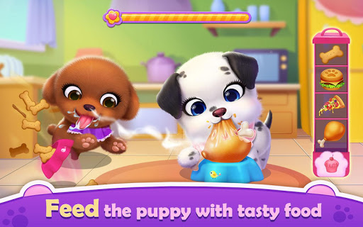 My Puppy Friend - Cute Pet Dog Care Games - screenshot
