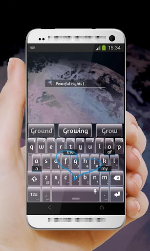 玩個人化App|静かな夜 TouchPal免費|APP試玩