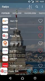 Radyo Dinle - Tüm Türkiye Radyoları - Müzik Dinle Apk Download Free for PC, smart TV