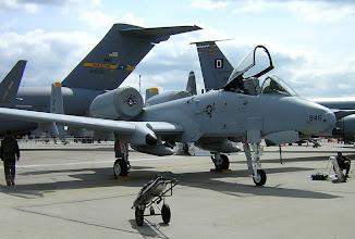 Photo: Samolot szturmowy A-10 Thunderbolt II (USA)