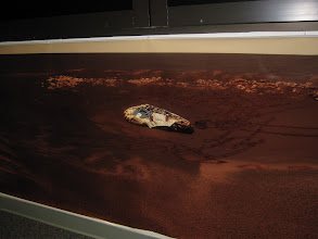 Photo: The Lion King Panorama as captured by Opportunity
