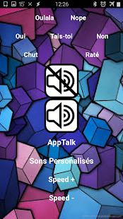 AppTalk - náhled