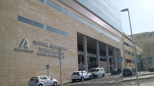 Covid en Almería: Torrecárdenas traslada pacientes al Materno