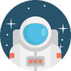 Astronaut You: Wear the Space suit icon