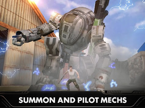 Last Battleground: Mech