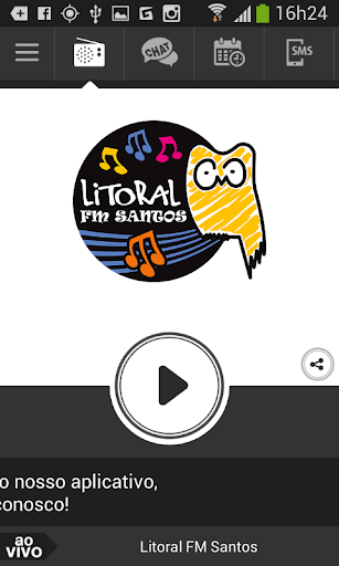 Litoral FM Santos