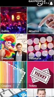 GP-Events - náhled