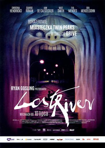 Przód ulotki filmu 'Lost River'