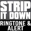 Strip It Down Ringtone & Alert icon