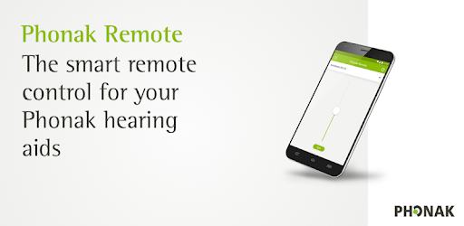 Phonak Remote - Apps on Google Play