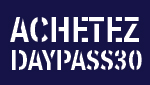 Daypass 30 - Botanique