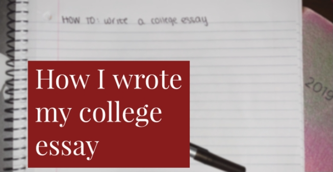 Write My College Essay