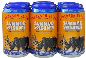 Anderson Valley Summer Solstice Seasonal Ale - x6
