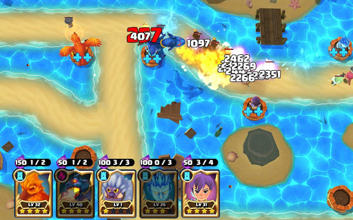 Beast Quest Ultimate Heroes screenshot 23