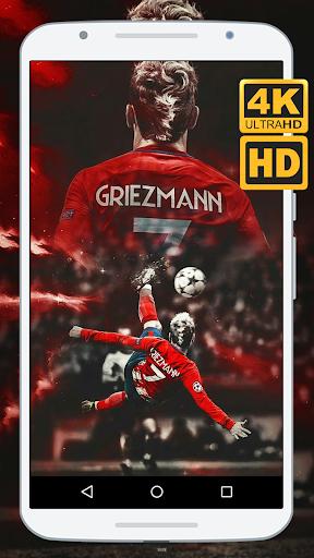 Griezmann Wallpapers HD 4K 2.1.2 screenshots 3