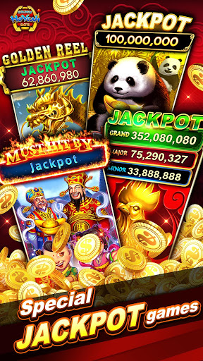 Slots (Golden HoYeah) - Casino Slots  screenshots 4