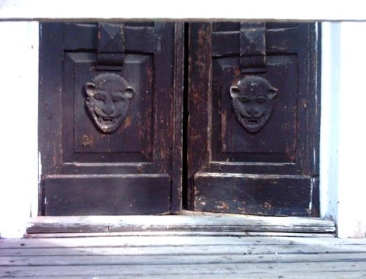 Non aprite questa porta... di Sliver