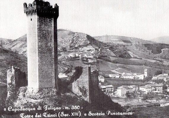 torre dei Trinci