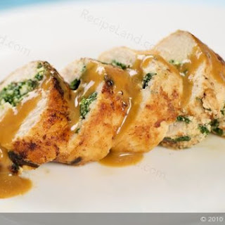 Stuffed Chicken Breast In White Wine Sauce Recipes.