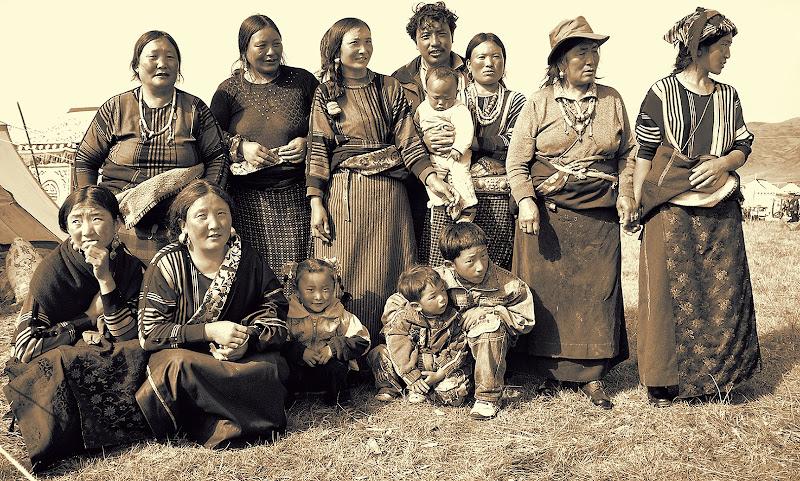 Gruppo di famiglia di vitomaso