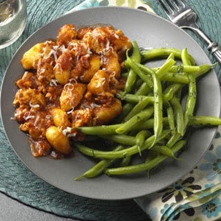 Gnocchi Chicken Skillet