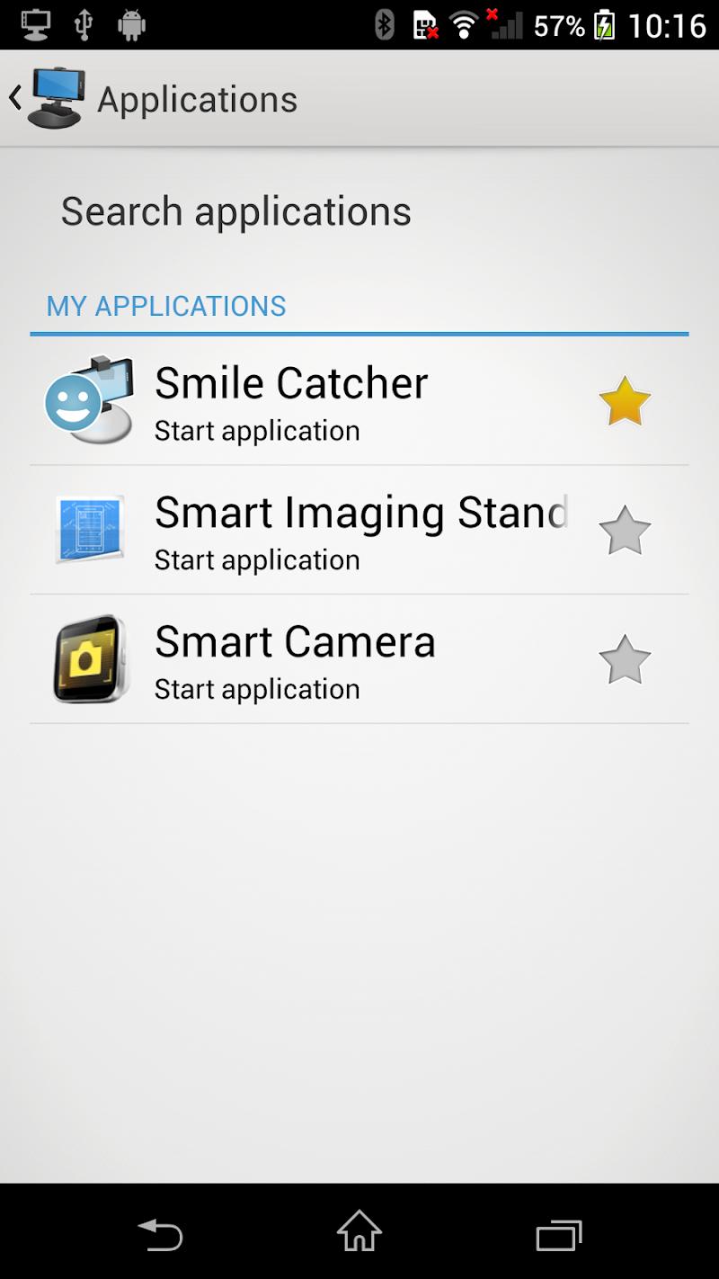 Скриншот Smart Imaging Stand