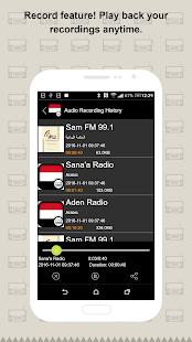 Yemen Radio - náhled