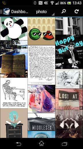 Tumbletail free for Tumblr 1.2.7 screenshots 1
