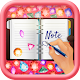 Glam Girl Notes App - Secure Notepad With Lock Download on Windows