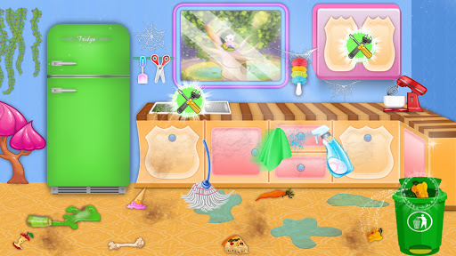 Repair Modern House: Cleaning & Fix it Game 0.2 screenshots 21