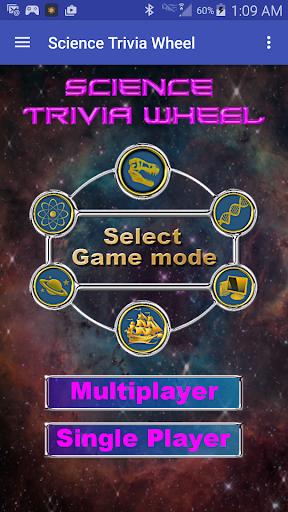 Science Quiz Wheel apklade screenshots 1