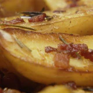 Bacon Roasted Potatoes.