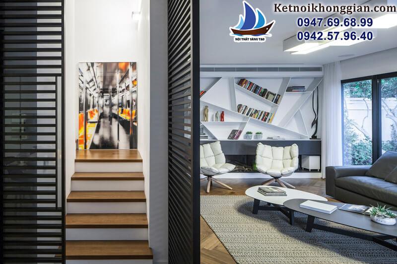 thiết kế căn hộ cao cấp tại trung đông