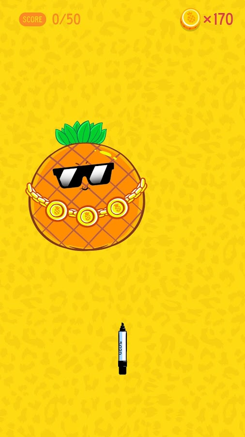 Pineapple Pen – скриншот