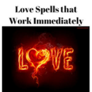 simple love spells that work immediately - 300×300