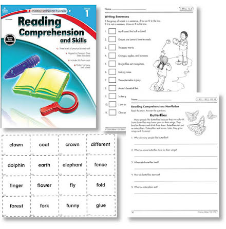 Reading Comprehension and Skills 1- 7763-520-8