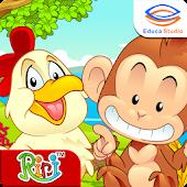 Cerita Anak: Monyet dan Ayam