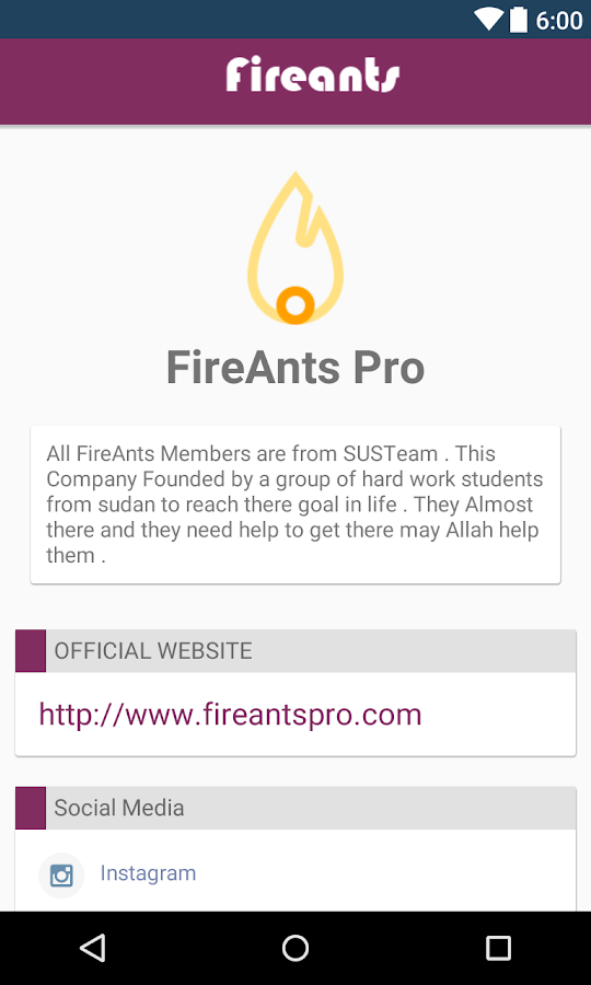 FireAnts Pro- screenshot
