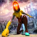 Super Flash Spider Women icon