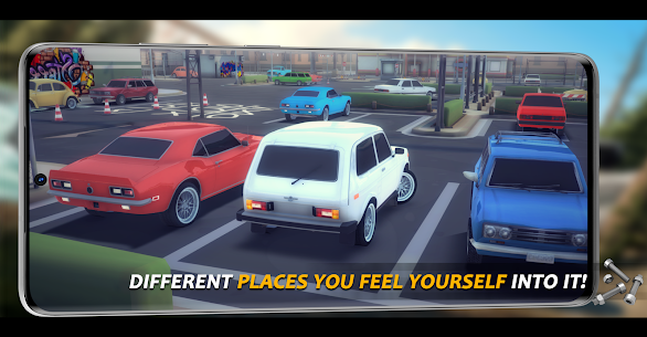 Parking: Revolution Car Zone Pro 1