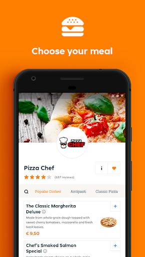Pyszne.pl u2013 order food online screenshots 3