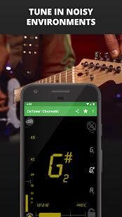 App Guitar Tuner, Bass, Violin, Banjo & more | DaTuner APK for Windows Phone