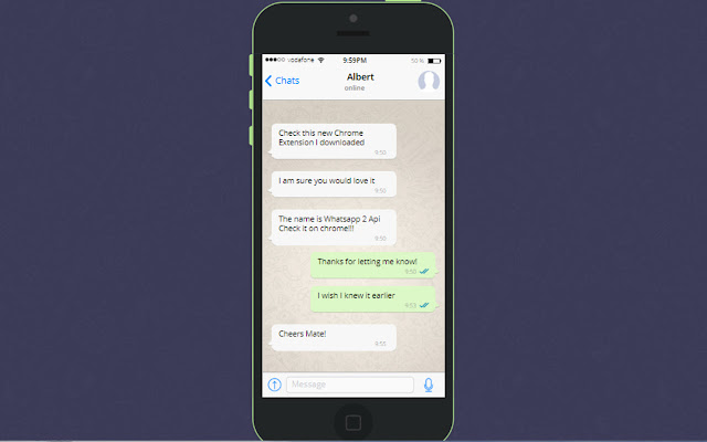 EasyCRM Whats App API(BETA)
