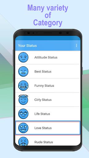 Attitude Status Status 4 Whatsapp Fb Insta2019 App