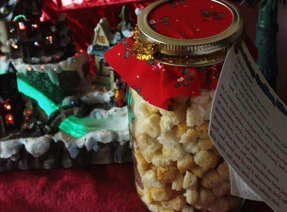 Stovetop Stuffing In A Jar Recipe
