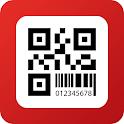 QR code / barcode scanner & generator (QrApp) icon