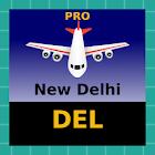 FLIGHTS New Delhi Airport Pro icon