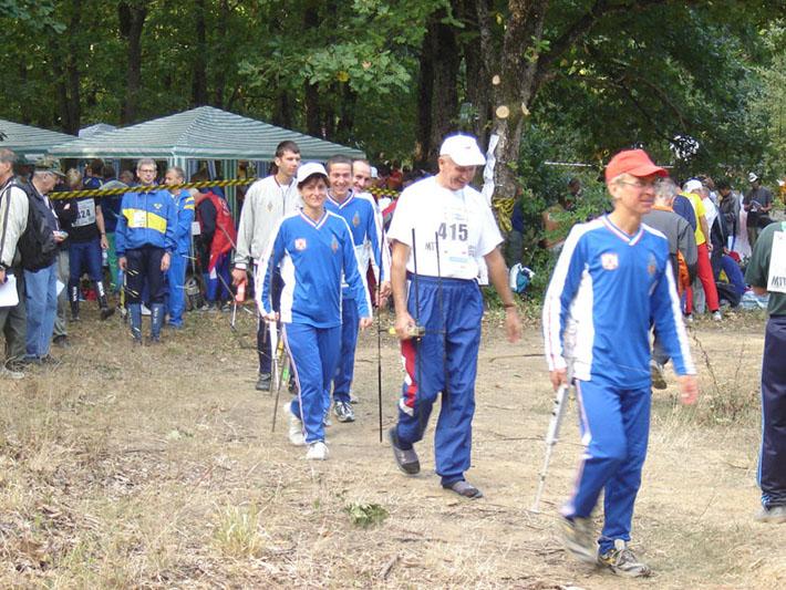 Photo: WORLD ARDF PRIMORSKO BUG 2006. - odlaganje uredjaja