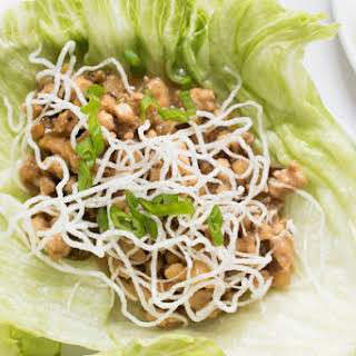 P.F. Chang's Chicken Lettuce Wraps.